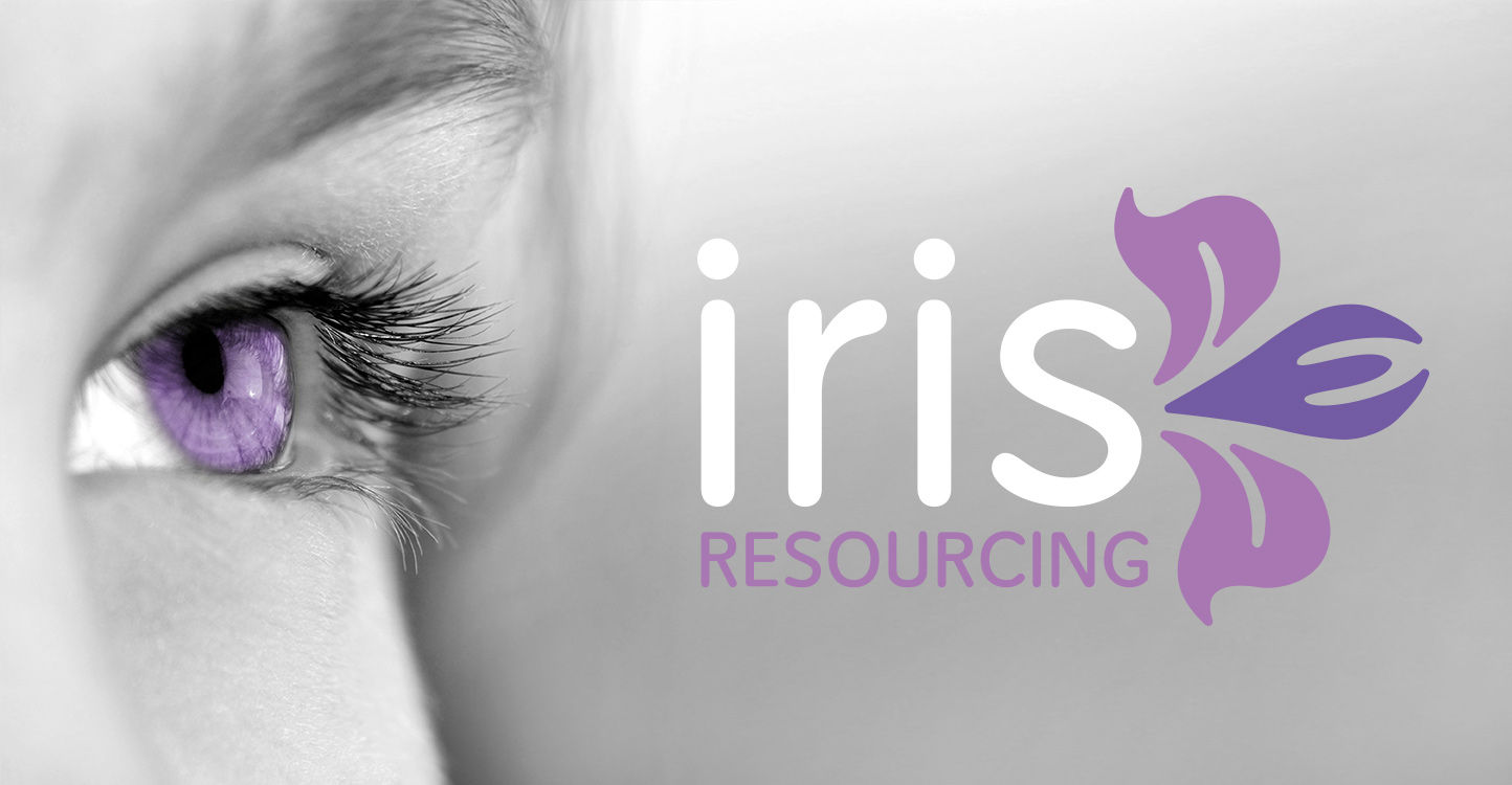 Iris Resourcing Branding