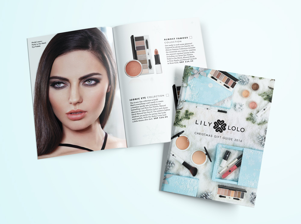 Lily Lolo Christmas Gift Guide