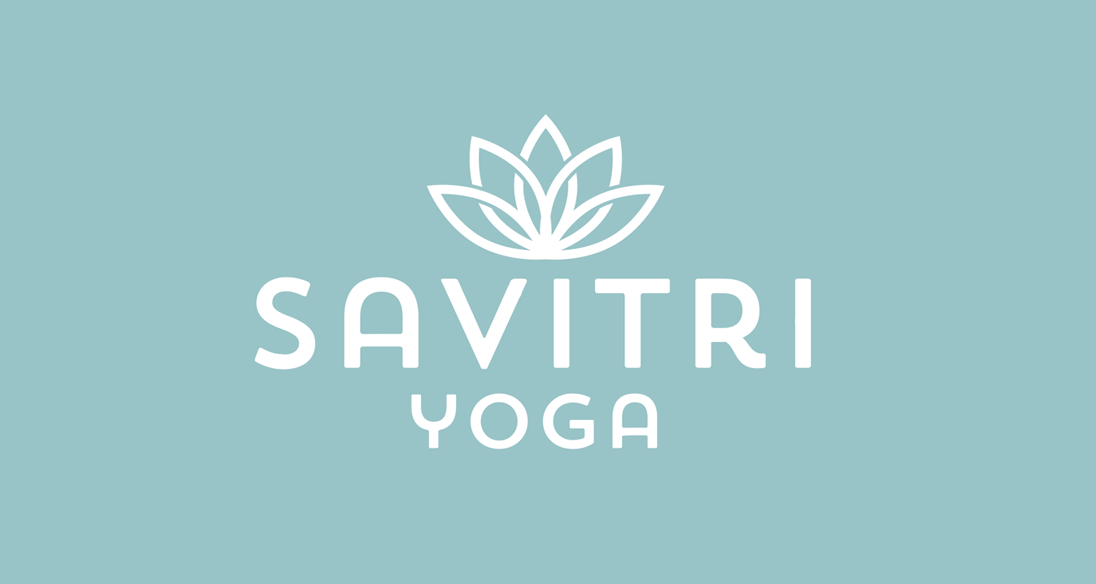 Savitri Yoga company branding and web development db5a4073c