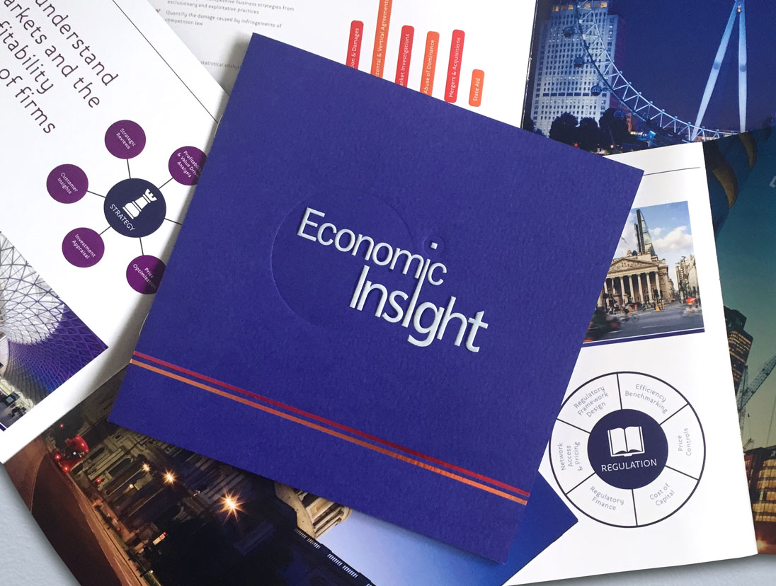 Economic Insight Website & Marketing