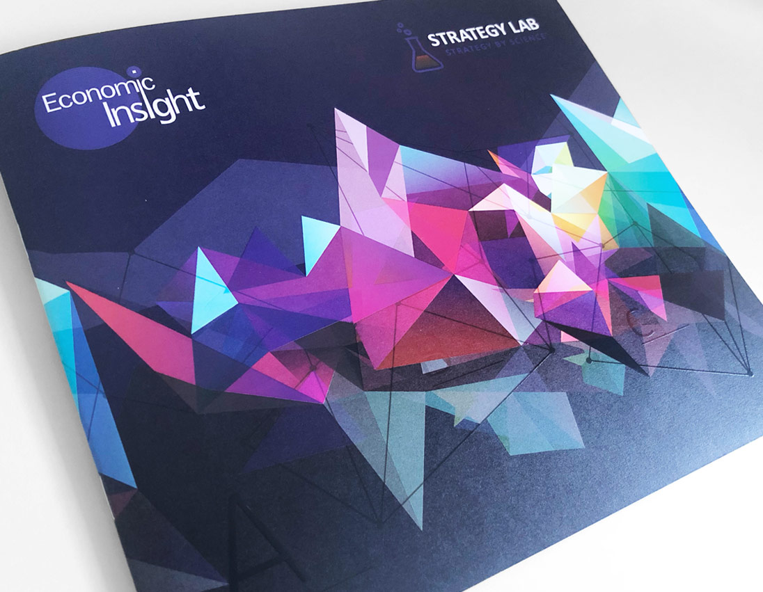 Strategy Lab Brochure Design