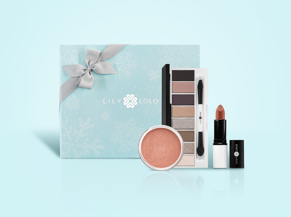 Lily Lolo Christmas Packaging