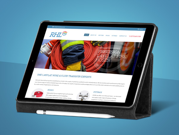 RHL Website Design